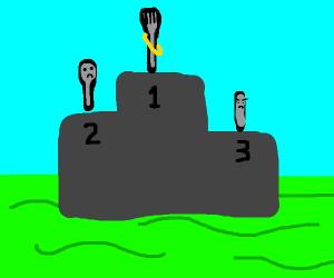 Champion Fork