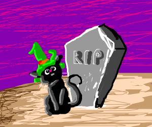 Cute Cemetery
