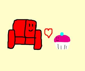 couchxcupcake