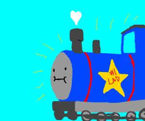 Heckin' good train