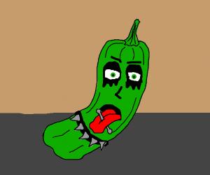 Goth Vegetable