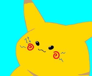 Noseless Pikachu