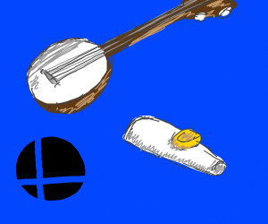 A Banjo and a Kazoo