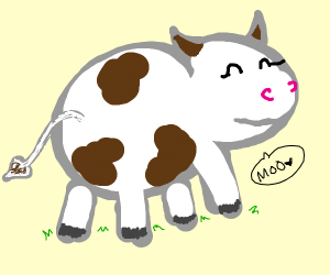 Moo or not to moo