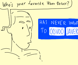 """""""Who's your favorite Uber Driver?"""""""