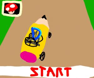 Drawception Kart