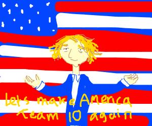 Logan Paul runs for president