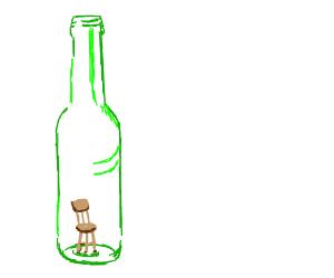 Chair in a Bottle