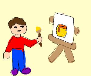 Honey Painter