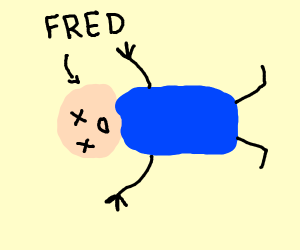 ded fred
