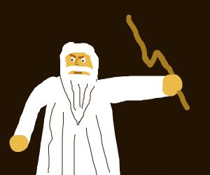 it is Zeus