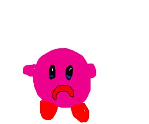 Sad Kirby :(