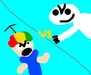 Child VS Ghost