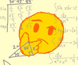 Emoji does math