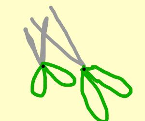 Scissorception