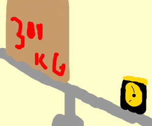 Heavy Alarm Clock
