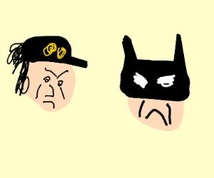 Jojo and batman