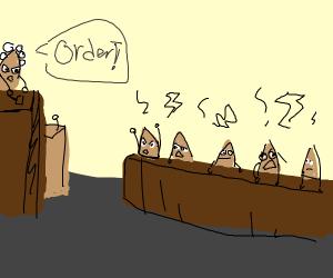 Almond Judge