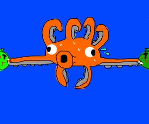 Stretchy Octopus