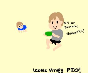 Iconic Vines, Pass It On!