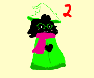 Ralsei duplicated
