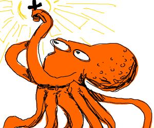 Religious Octopus
