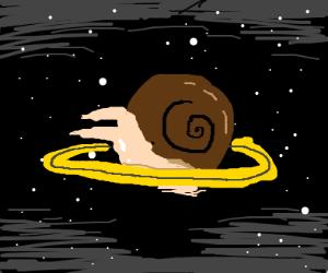 Snail Saturn