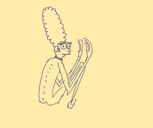 Marge Simpson is an SCP