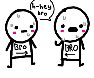 Two friends secretly gay for eachother