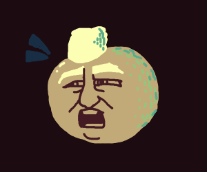 donald trumpkin pumpkin