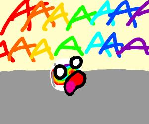 Gay marble screams