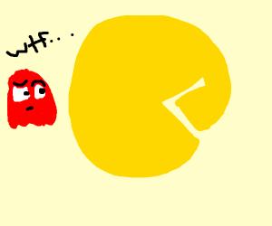Reverse Pacman