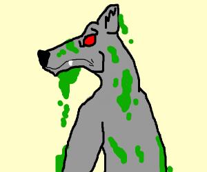 Gooey Werewolf