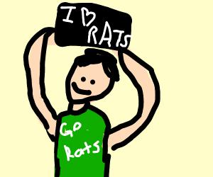 #1 Rat Fan