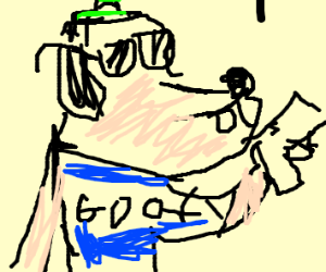 Bad Goofy