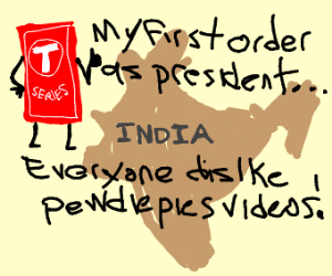 If T-Series owned India.