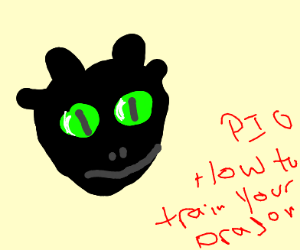 How to Train Your Dragon PIO