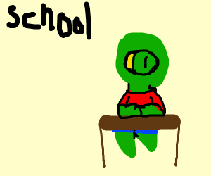 cyclops gets and education