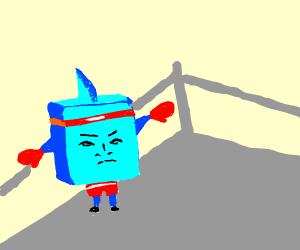 Cube Fish Boxer