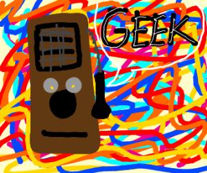 old school telephone calls you a geek
