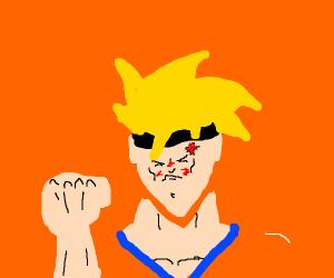 angry japanimation boy