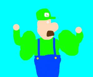 Strong Luigi
