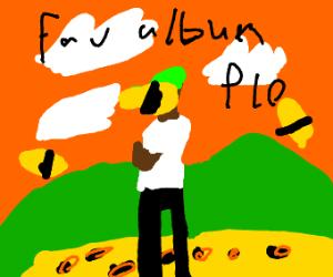 Draw your favorite album PIO