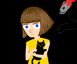 Fran bow! That one videogame.
