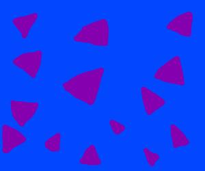 the purple triangle dimension