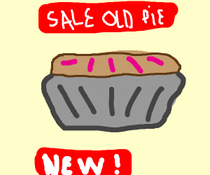 New Old pies are on sale!