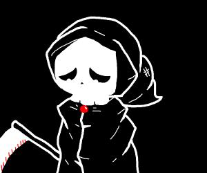 Death is depressed