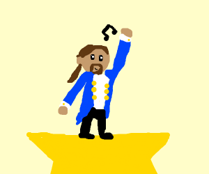 Hamilton the Musical owo