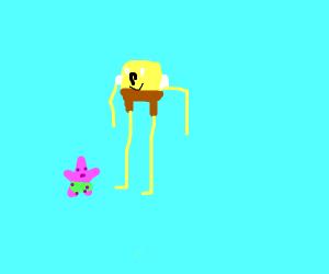 Patrick smoll, Spongebob toll