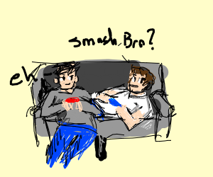 smash bros?